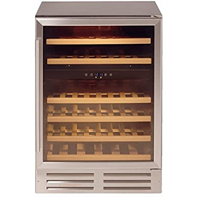 Lec Commercial GD262 Dual Zone Wine Cooler (Pack of 46) from Lec Commercial
