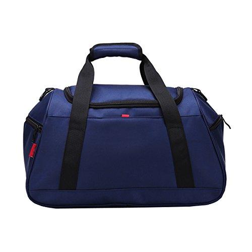 LAIDAYE Mobile Bag Messenger Bag Wasserdicht Fitness Sporttasche Fitnesstasche Große Kapazität Handtasche 4