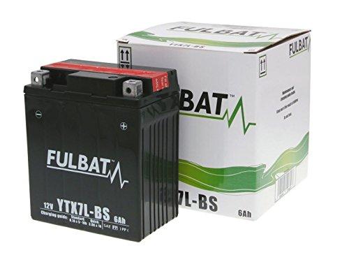 Batteria FULBAT YTX7L-BS MF senza manutenzio