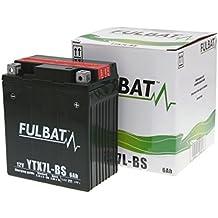 Fulbat YTX7L-BS MF Batería sin necesidad de mantenimiento