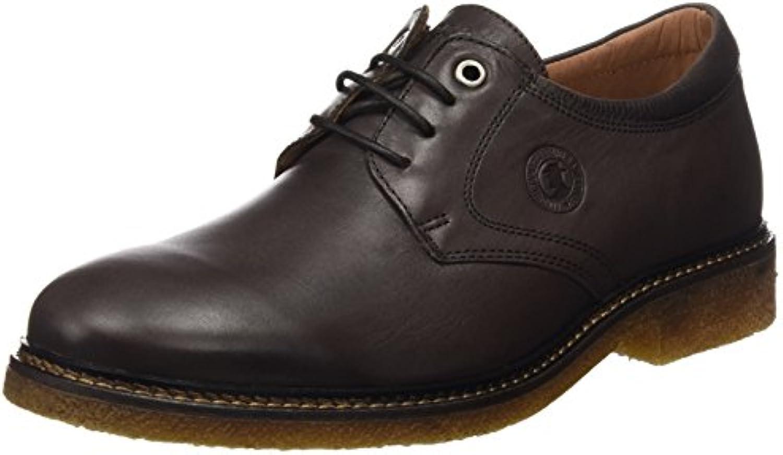 Coronel Tapioca Leaormodo, Zapatos de Cordones Brogue para Hombre -