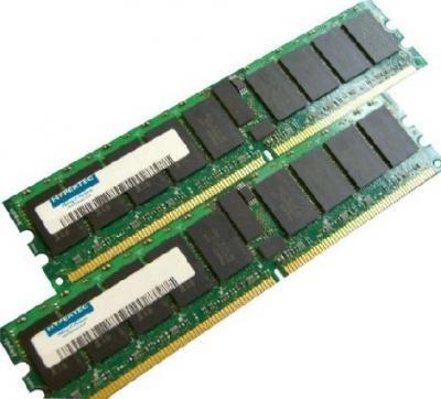 T1000 Server (Hypertec HYMSU1404G (2x 2GB) 4GB Registriert DDR2, PC2-4200, entspricht Sun-Arbeitsspeicherkit)