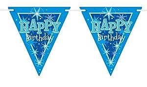 Pioneer Europe- Pancarta de fiesta, Color azul (45575)