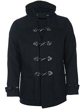 Lambretta trenca chaqueta para hombre azul marino chaquetas abrigos Outerwear, azul marino, large