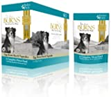 Burns Dog Food Moist Penlan Egg, Brown Rice and Vegetables for Dogs of all Ages 6 x 400 g Pouches