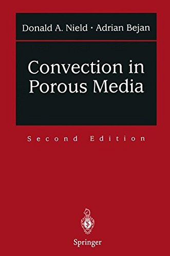 CONVECTION IN POROUS MEDIA. : 2nd edition