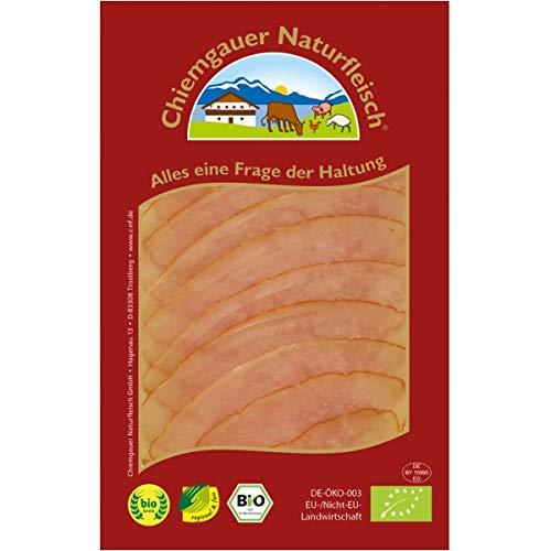 Chiemgauer Bio Putenbrust, geräuchert, geschnitten (70 g)