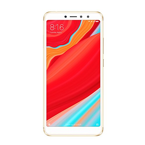 "Xiaomi Redmi S2 - Smartphone OF 5.9"" (Octa-Core 2 GHz Qualcomm Snapdragon 625, RAM 3 GB, memory 32 GB, GBmera of 12 MP, Android 8.0 Oreo) Color Gold"