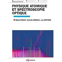 Physique atomique et spectroscopie optique