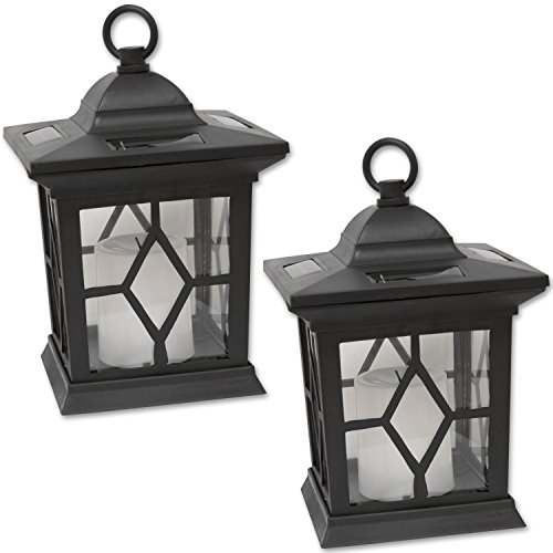 woodside-2-x-solar-powered-flickering-handle-garden-candle-lanterns-lamp