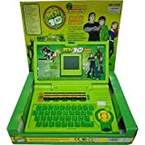 Mohaak Gallery Ben 10 English Learner Laptop