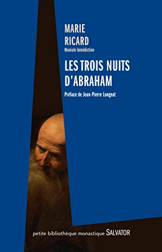 Les trois nuits d'Abraham par Marie Ricard