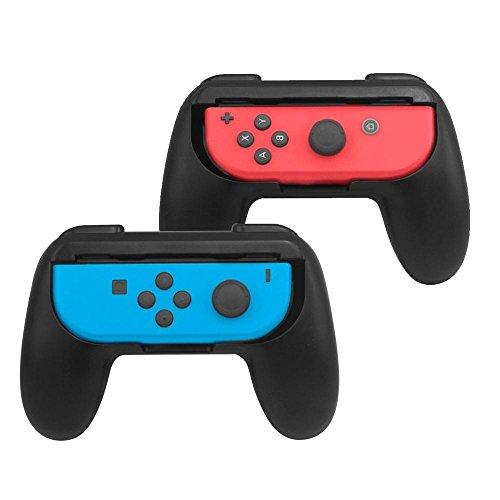 Preisvergleich Produktbild Kobwa Verschleißfeste Joy mit Griff für Nintendo-Switch