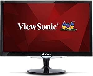 "ViewSonic VX2452mh Ecran PC 24"" (TN, 1920 x 1080, 2ms, VGA/DVI/HDMI) Noir"