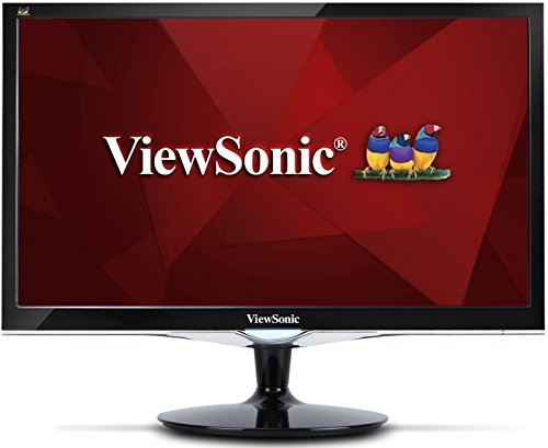 ViewSonic VX2252MH 22-inch Full HD Gaming Monitor (2ms Game Mode VGA DVI HDMI Speakers) - Black