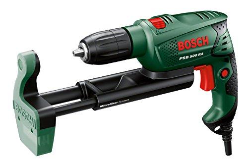 Preisvergleich Produktbild Bosch Schlagbohrmaschine PSB 500 RA, 603127021