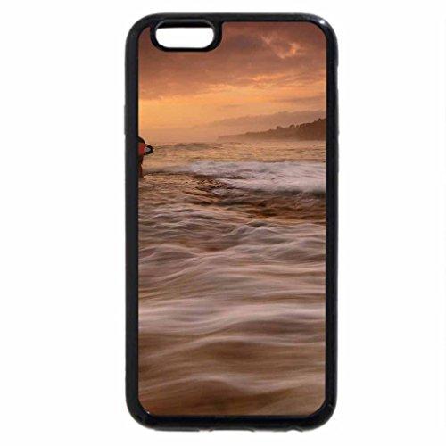 iPhone 6S / iPhone 6 Case (Black) Surfista