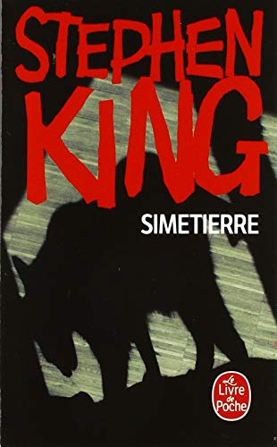 Simetierre par Stephen King