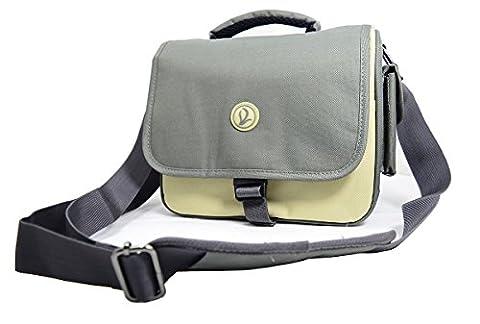 Koolehaoda Kameratasche, Wasserdicht Anti-Schock  Kamera Tasche Mit extra Regenschutz für Nikon Canon etc.