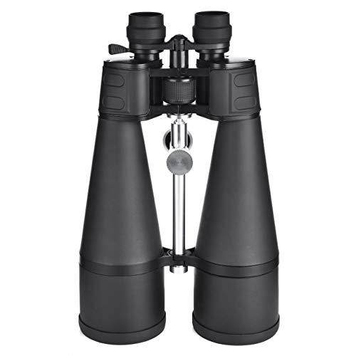 Prismáticos súper Zoom 30-260X160 Telescopio Profesional Potente HD Vison High Times Binocular de Largo Alcance para la Caza Observación de Estrellas