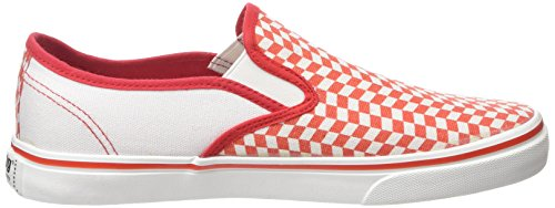 MTNG Attitude sportschuhe - Sneakers ROMBOS ROJO / CANVAS 2 BLANCO