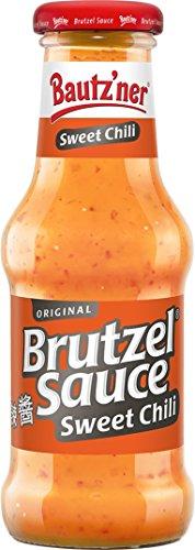 Bautzner Brutzel Sauce Sweet Chili 6 x 250ml