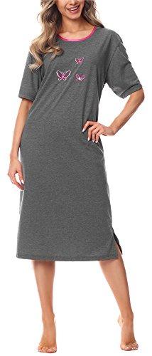 Merry Style Camicia da Notte Donna 91LW1