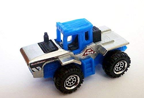 Matchbox Schlepper Acre Maker Blau - MBX Construction -