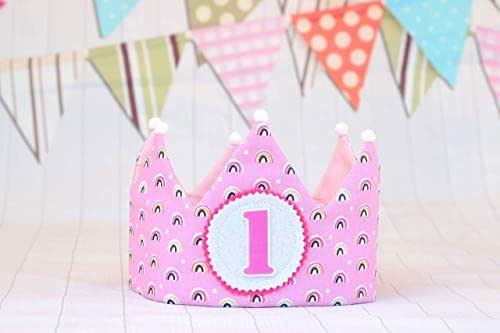 Pittitus Corona di compleanno primo regalo di compleanno bambino