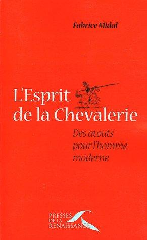 ESPRIT CHEVALERIE ATOUT HOMME par FABRICE MIDAL