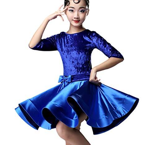 Cosplay Kostüm Wettbewerb - YZLL Kinder Latin Dance Kostüme Mädchen