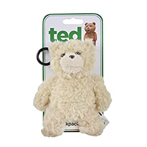 Ted The Movie Talking Plush Backpack Keyring Clip Officially Licensed