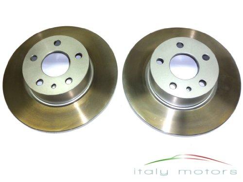 ALFA ROMEO 147/156/164 Disques de frein arrière – Lot de 2–60658566