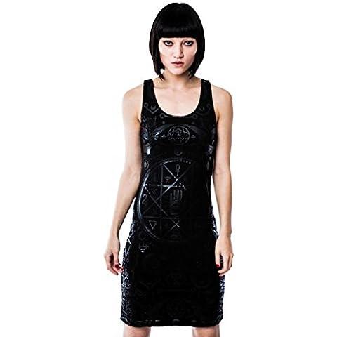 Killstar - Vestido - Noche - Sin mangas - para mujer