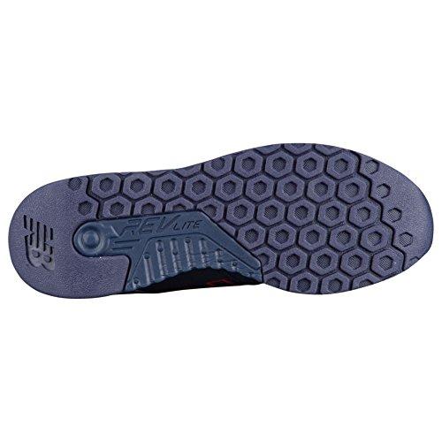 Schwarz Dunkelblau Sneaker Balance New 247 Herren qgw8xp0