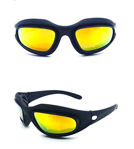 APJJ Outdoor-Sportbrillen Bergsteigen Brille Sonnenbrillen Motorrad Brille