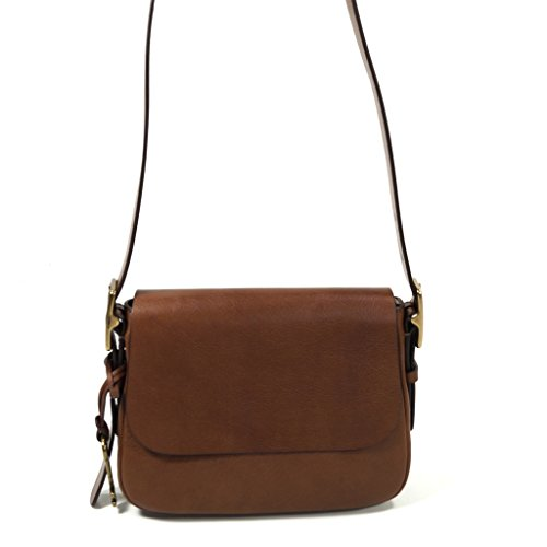 FOSSIL Harper Small Crossbody Brown
