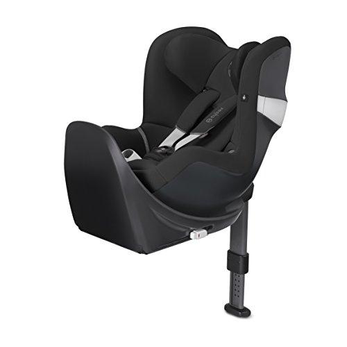 Preisvergleich Produktbild CYBEX GOLD Sirona M2 i-Size incl. Base, Autositz Gruppe 0+ & 1 (0-18 kg), Kollektion 2016, Happy Black