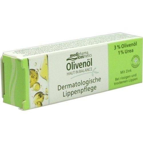 Olivenöl Haut in Balance Lippenpflege, 7 ml
