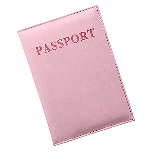 Brussels08 - Funda de pasaporte , rosa (Rosa) - 0H2423A10RL