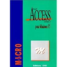 Access 95 version 7