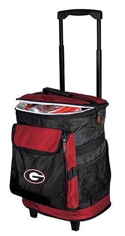 Georgia Bulldogs Rolling Cooler by Logo