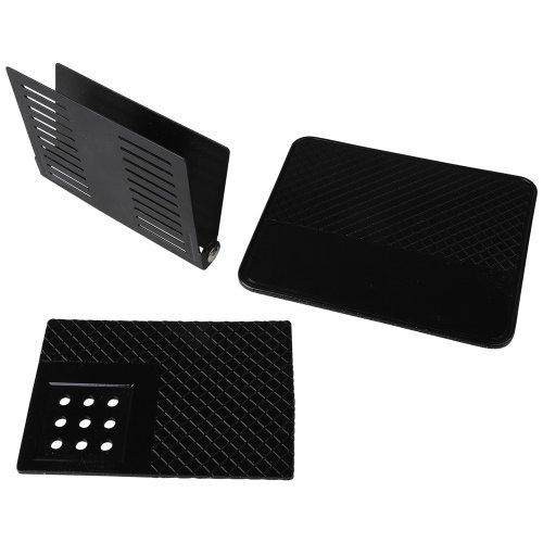 Anti Rutschmatte für Auto, Boot, LKW etc + Winkelhalter für PDA, Handy für Palm Treo Pro 850 Centro -