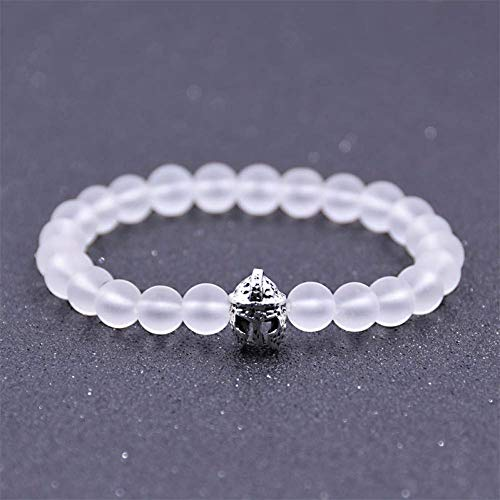 Armband Armreif,Schmuck Geschenk,Beaded Bracelet Men Classic Fashion Stone Beads Charm Bracelets & Bangles for Men Jewelry Gift - Organizer Loom Armband