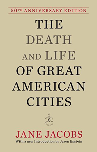 Death and Life of Great American Cities (Modern Library) por Jane Jacobs