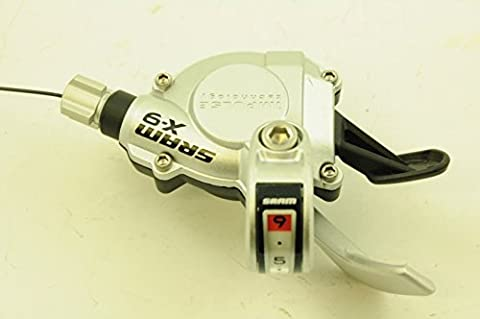 RIGHTHAND SRAM X9 9 SPEED RAPID FIRE SHIFTER IMPULSE TECHNOLOGY SHIFTERS NEW