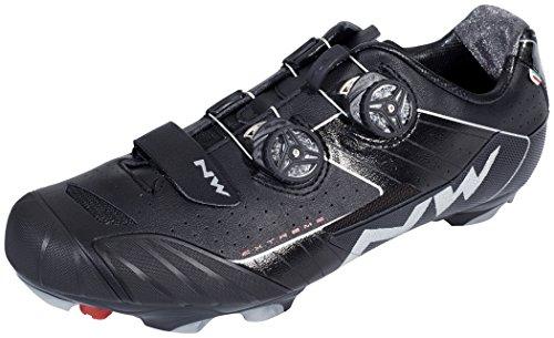 Northwave Extreme XCM MTB Fahrrad Schuhe schwarz 2017 Black