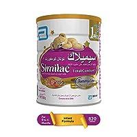 Similac Total Comfort 1 Infant Formula Milk - 820G Tin, Cabn000175