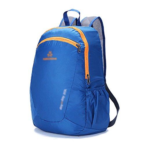 HWLXBB Outdoor Bergsteigen Tasche Männer und Frauen 20L Wasserdichte Mehrzweck-Bergsteigen Tasche Wandern Camping Bergsteigen Freizeit Rucksack Rucksack 7*
