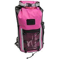 Dive Pro Dry Bag Pack 40L), pink / rosa